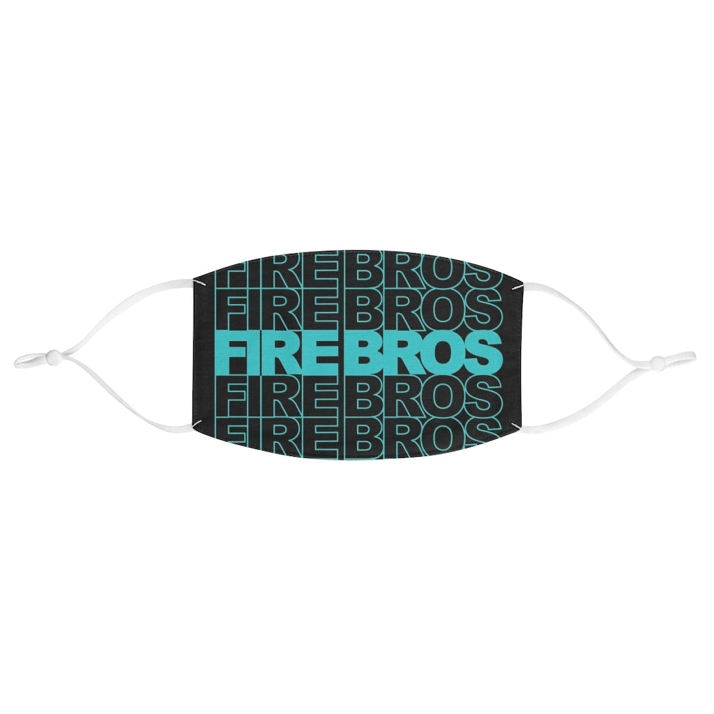 Fire Bros. Fabric Face Mask