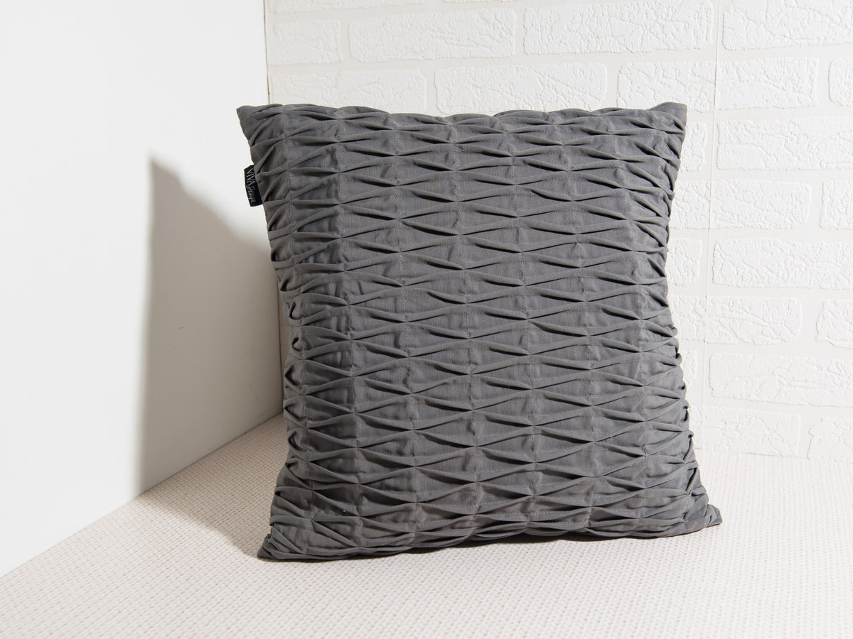 Charcoal Boston Pillow