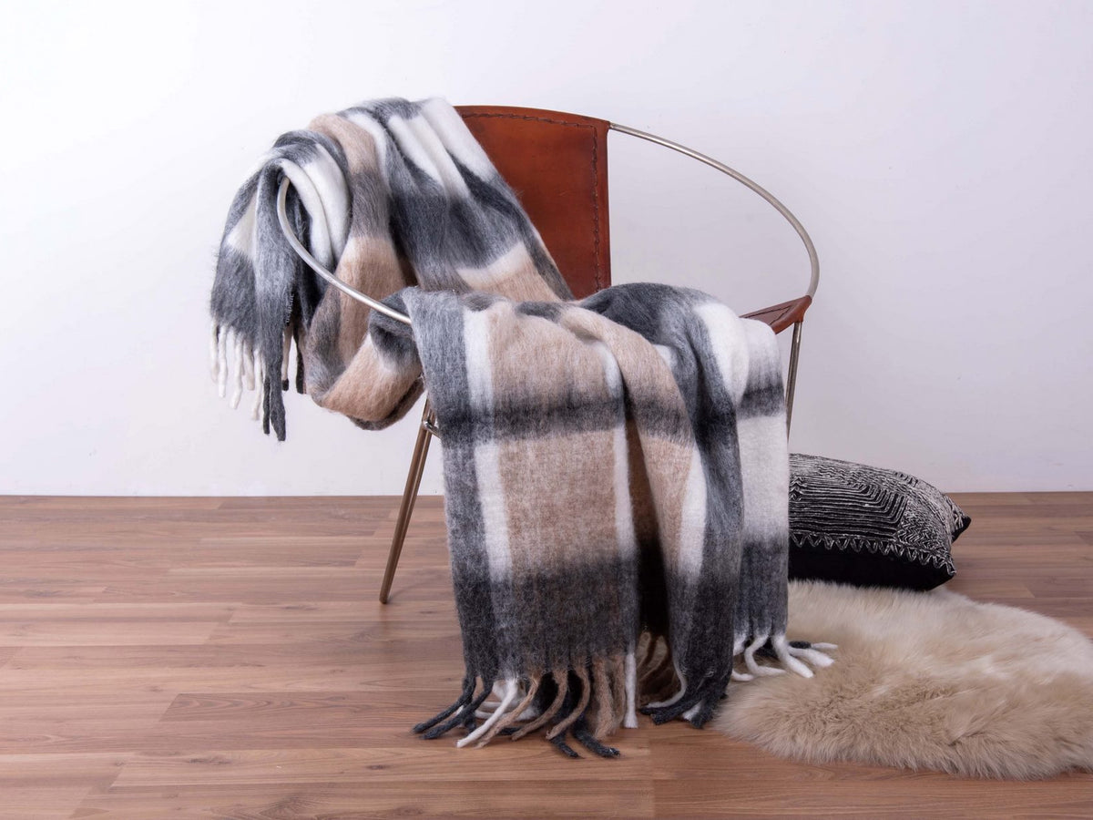 Mission Wool Throw