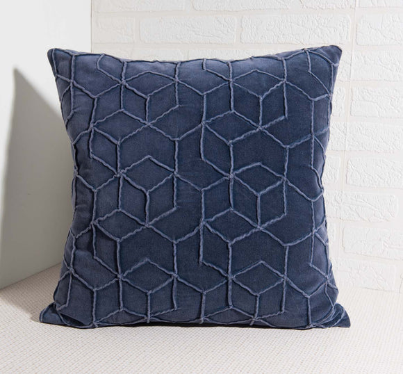 Velvet Stonewashed Prato Pillow
