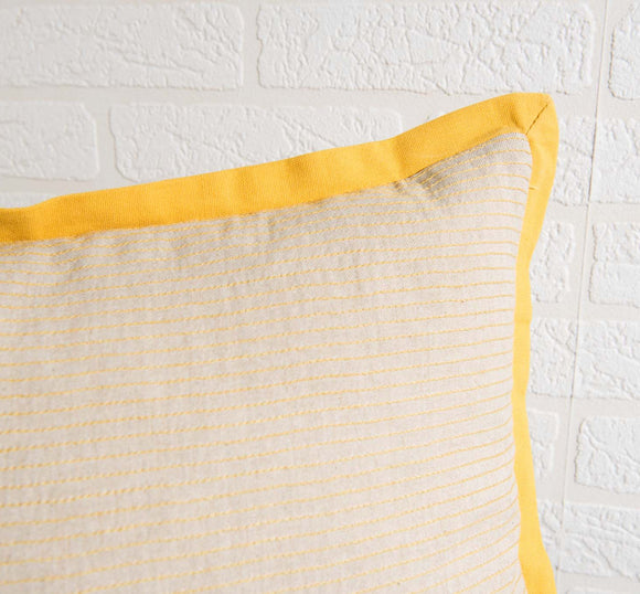Yellow Provence Pillow