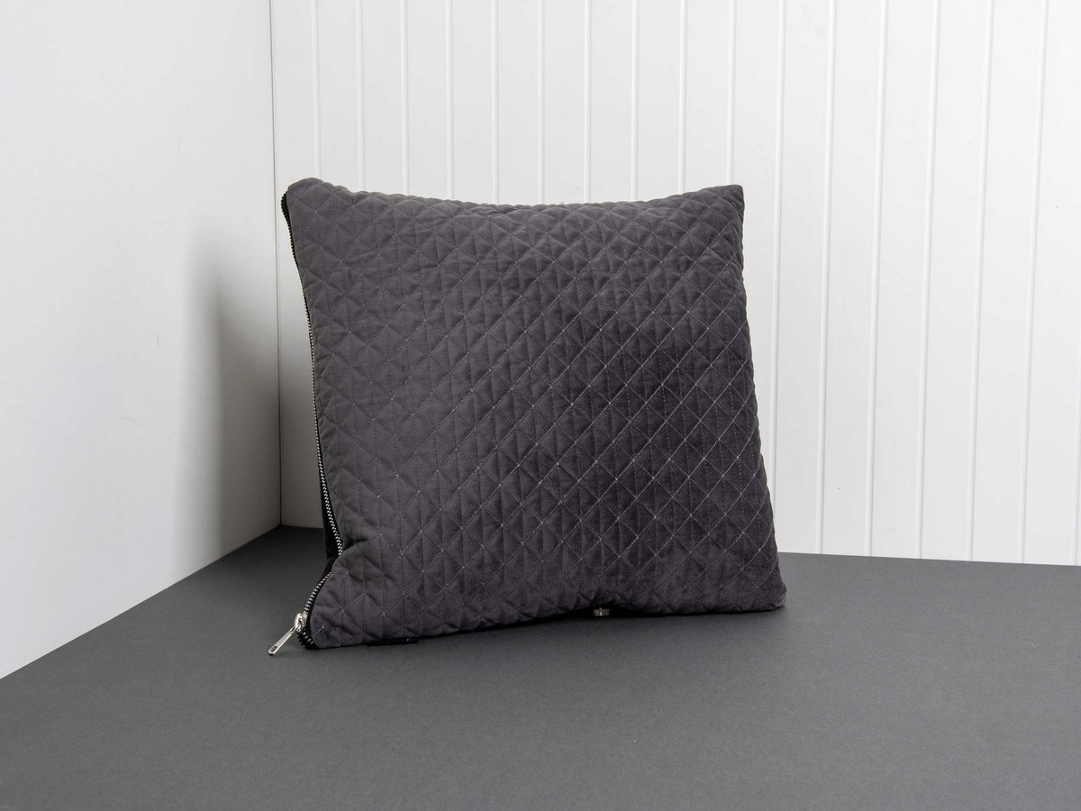 Velvet Rock Pillow