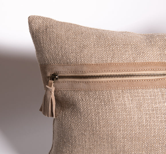 Linen Oblong Roma Pillow