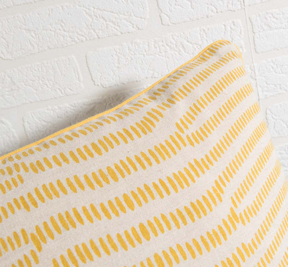 Yellow Seattle Pillow