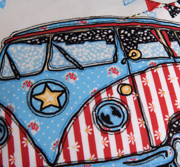 westfalia decoration cushion cover by Déniché Boutique