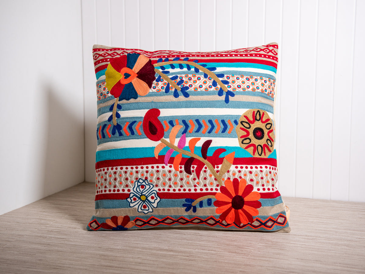 zari pillow