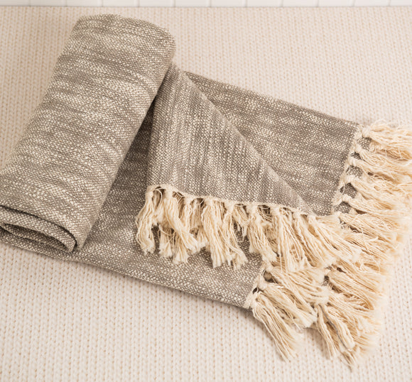 Natural Bliss Throw