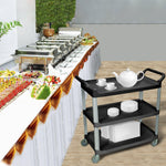 Tubster Serving Cart is perfect for restaurants, catering, schools, and warehouses