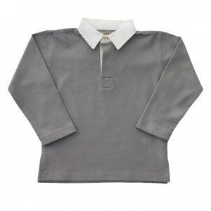 Playera Polo Gris
