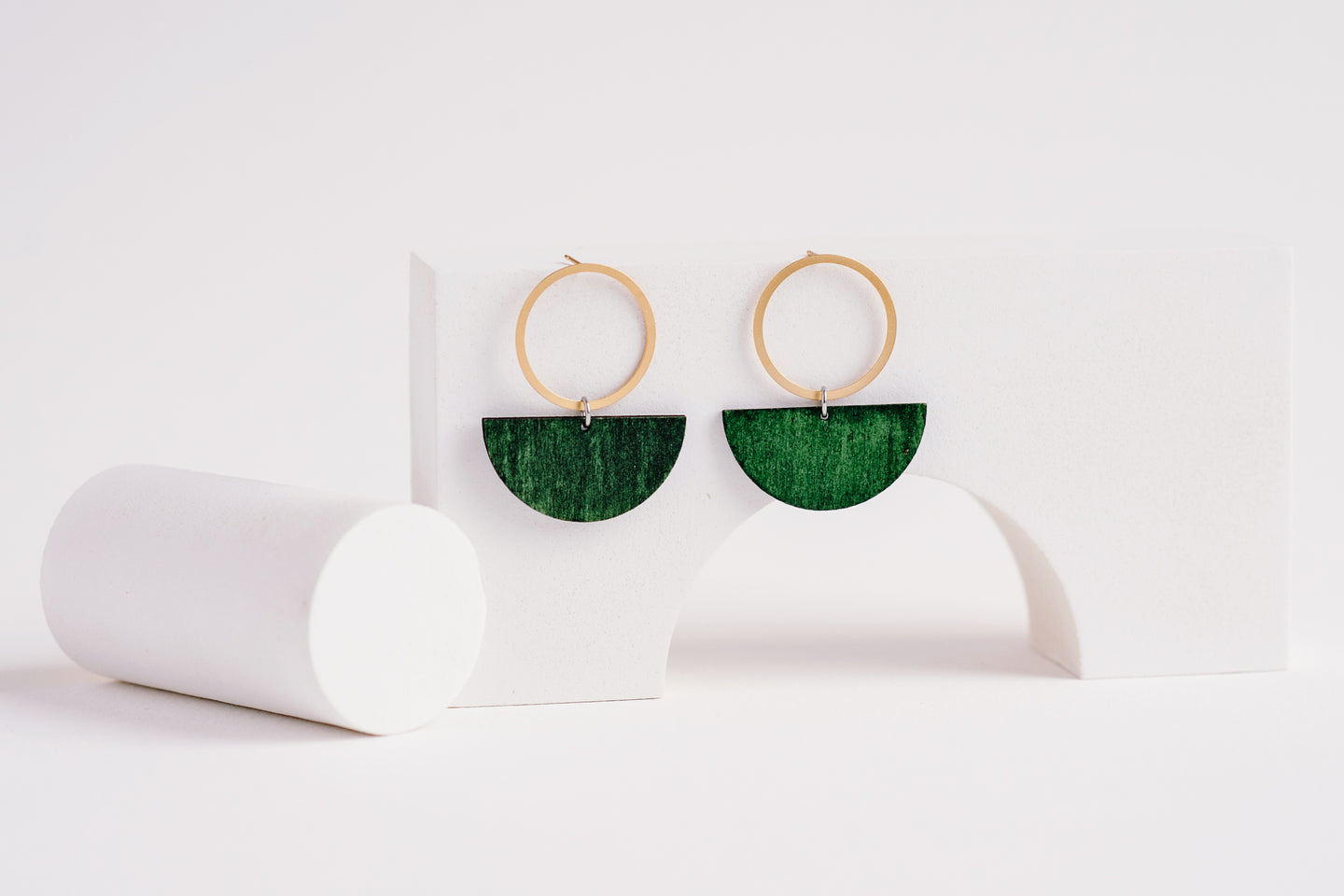 Luna Earring Forest