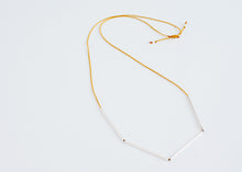 Load image into Gallery viewer, Scope Necklace Black