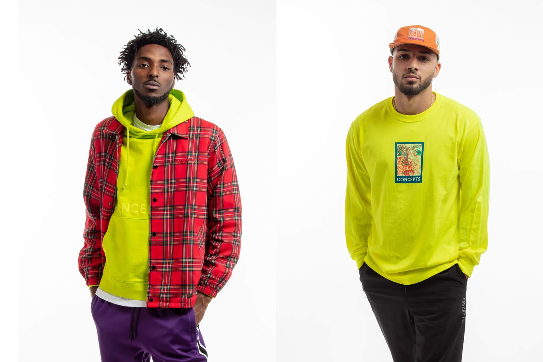 CONCEPTS FALL/WINTER 2019 COLLECTION - DROP 4