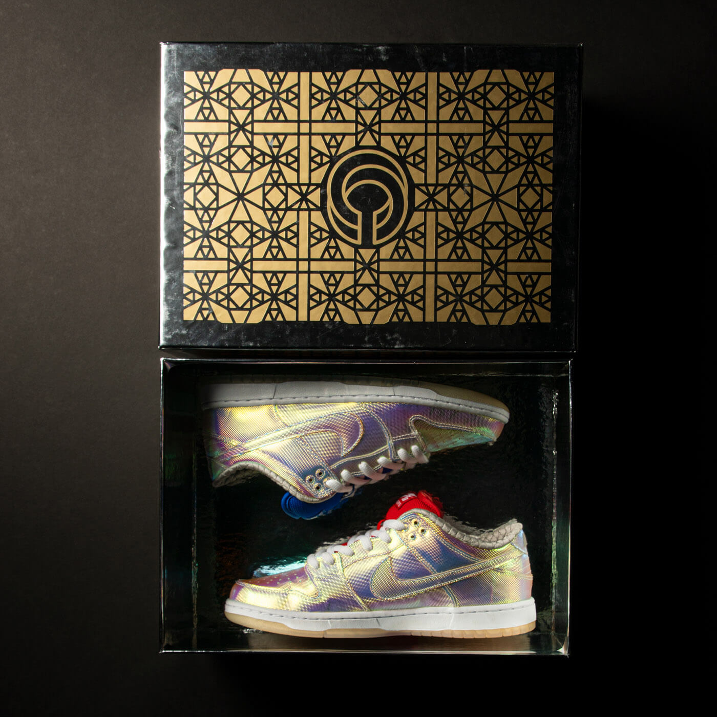 Concepts x Nike SB Dunk Grail Pack