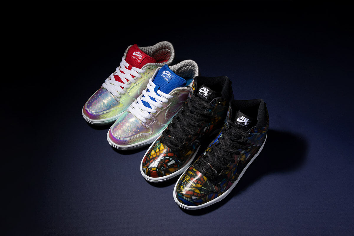 "Concepts x Nike SB ""Grail Pack"