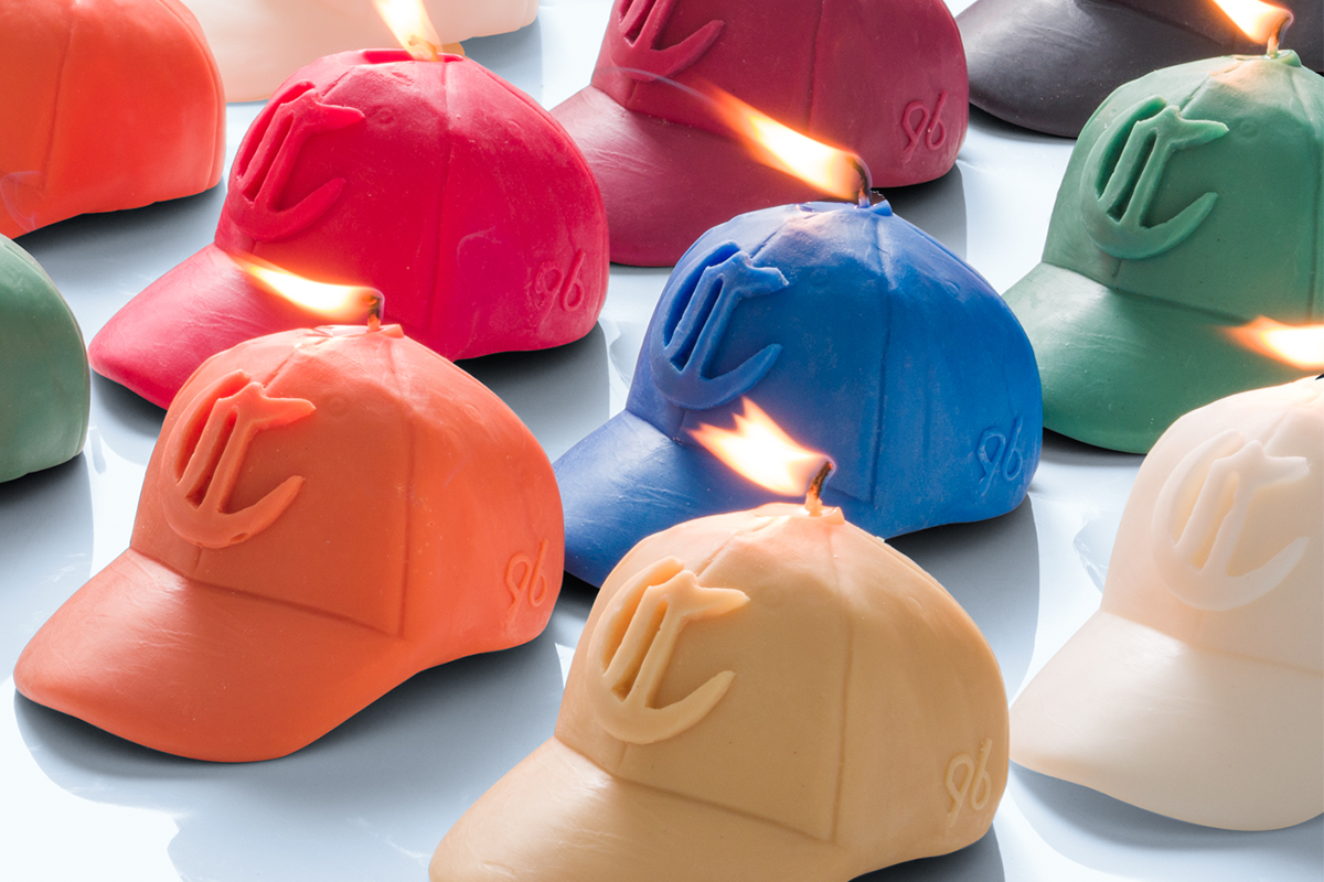 Concepts Headin' Home Ole' Cap Candles