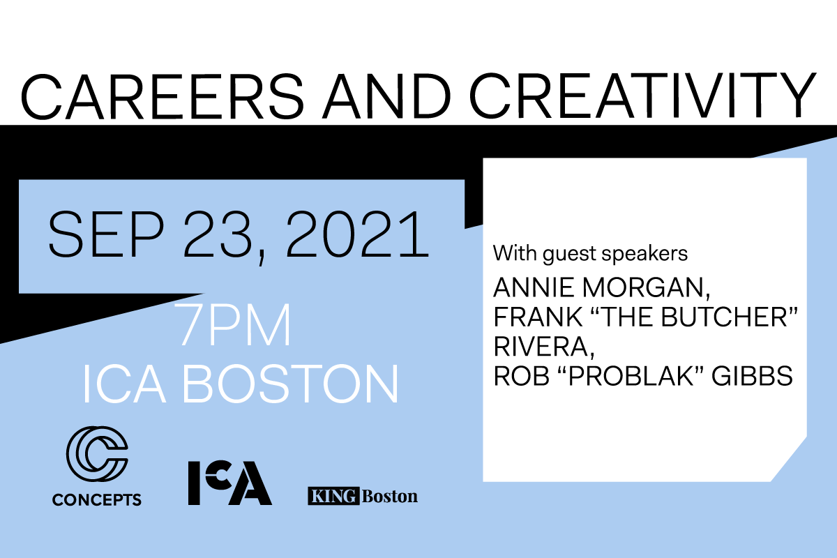 'Careers and Creativity' at the ICA