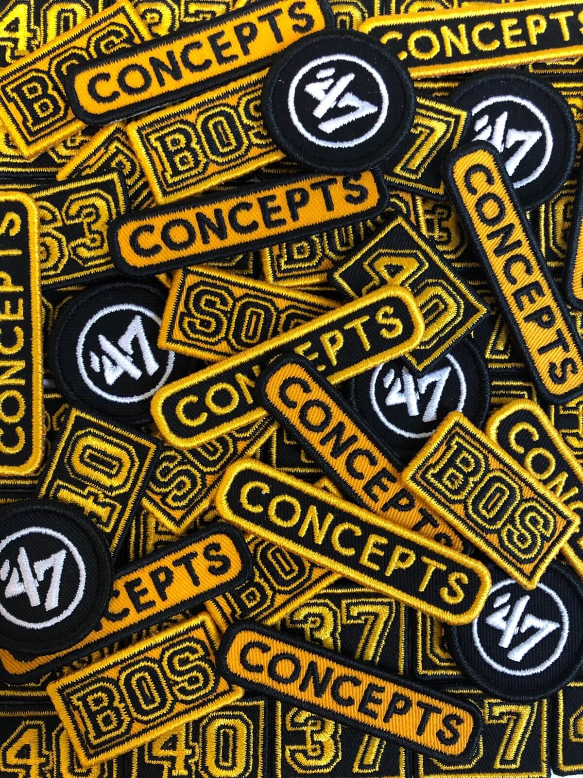 Concepts x '47 - Bruins