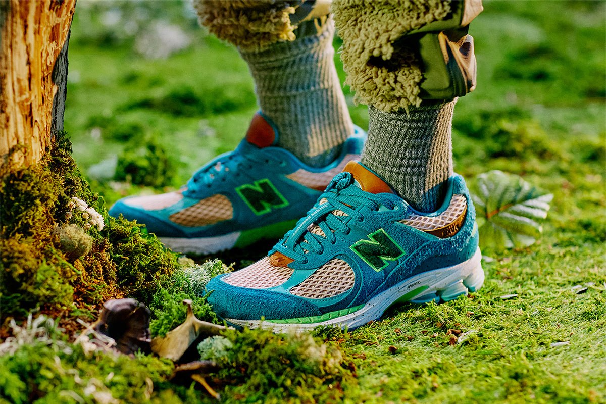 NB x Salehe 2002R 'Water Be The Guide'