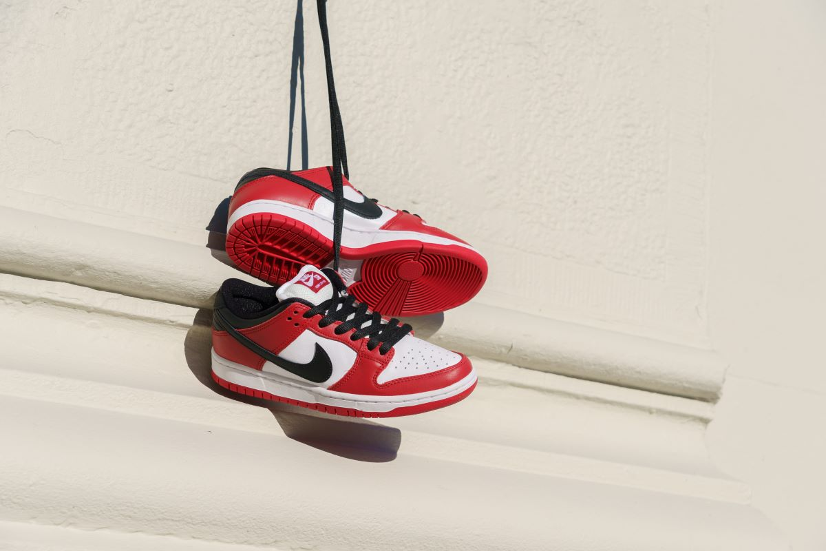 Nike Dunk Low Pro 'Chicago'