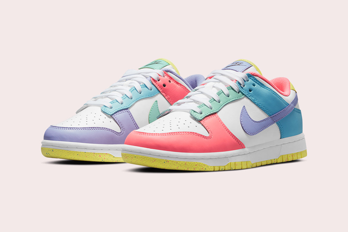 Nike Womens Dunk Low SE 'Easter'