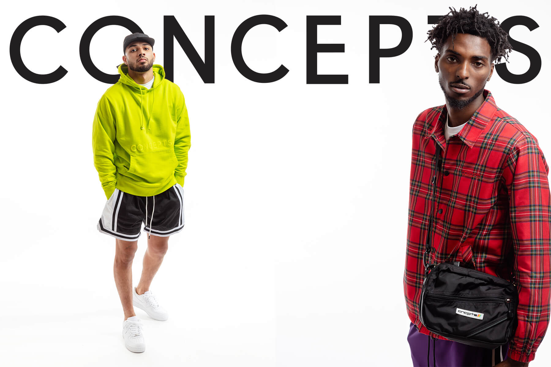 Concepts Fall/Winter 2019 Collection