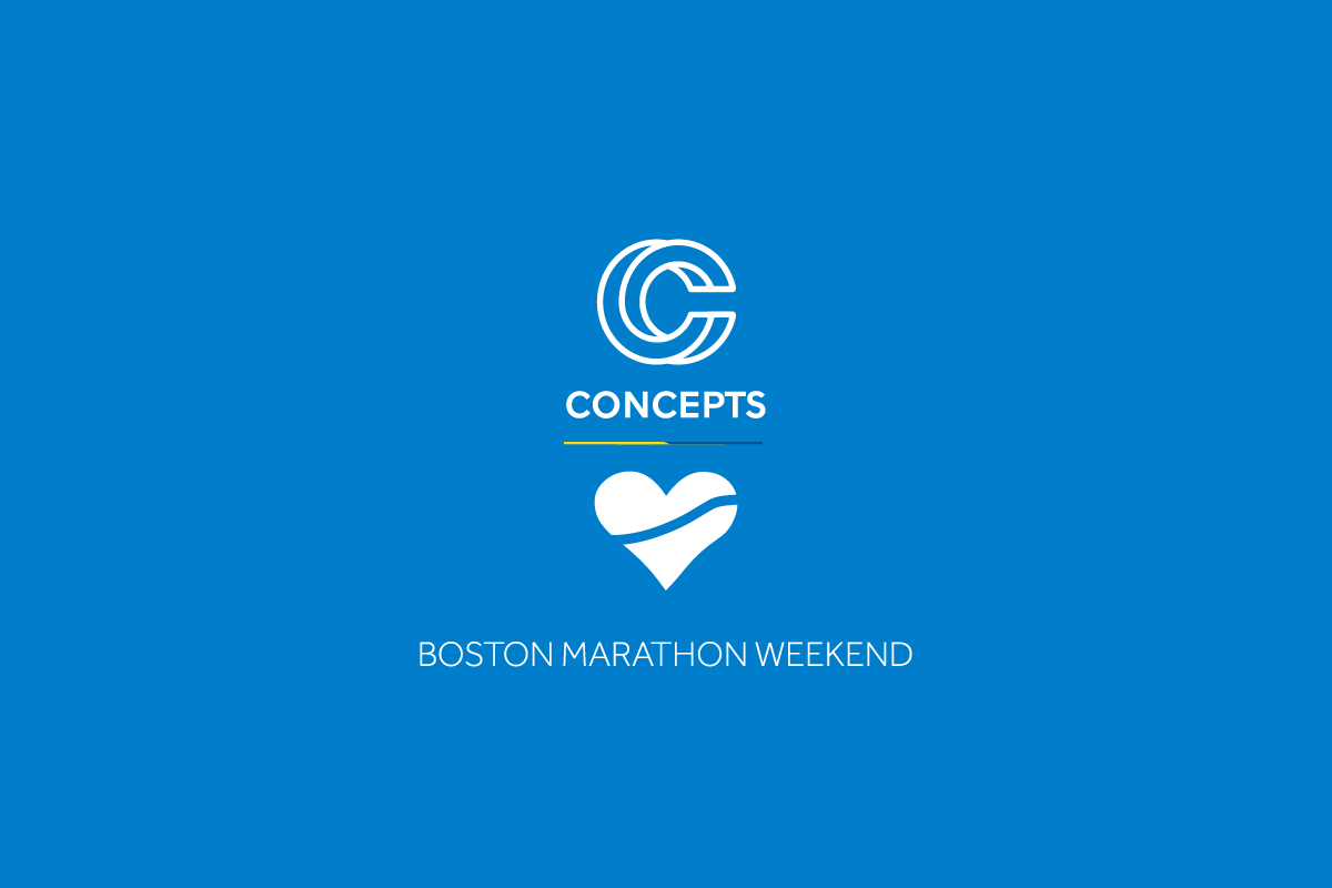 Concepts Partners with Heartbreak Hill Running to Prep for Boston Marathon