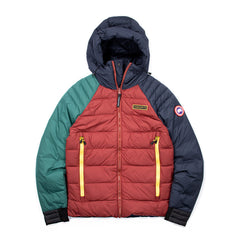 "Concepts x Canada Goose Legacy Jacket ""1996"" (Burgundy/Green/Navy)"