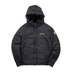 "CONCEPTS X CANADA GOOSE LEGACY JACKET ""BOLD"" (GREEN/PURPLE/BLACK)"