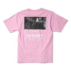 A Bathing Ape Bape Ghost Tee (Pink)