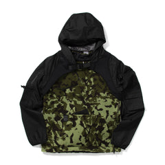 NIKE X MMW WOMEN'S NRG 2.0 JACKET HD (BLACK/CAMO)