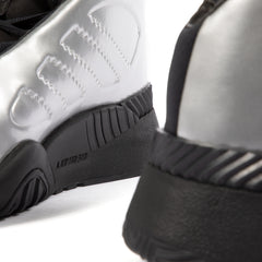 Adidas x Alexander Wang Futureshell (Metallic Platinum/Core Black)