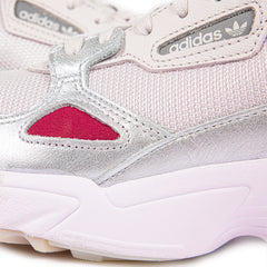 Adidas Women's Falcon (Orchid Tint/Orchid Tint/Silver Metallic)