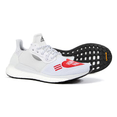 adidas SolarHU Human Made (White/Black-Scarlet)