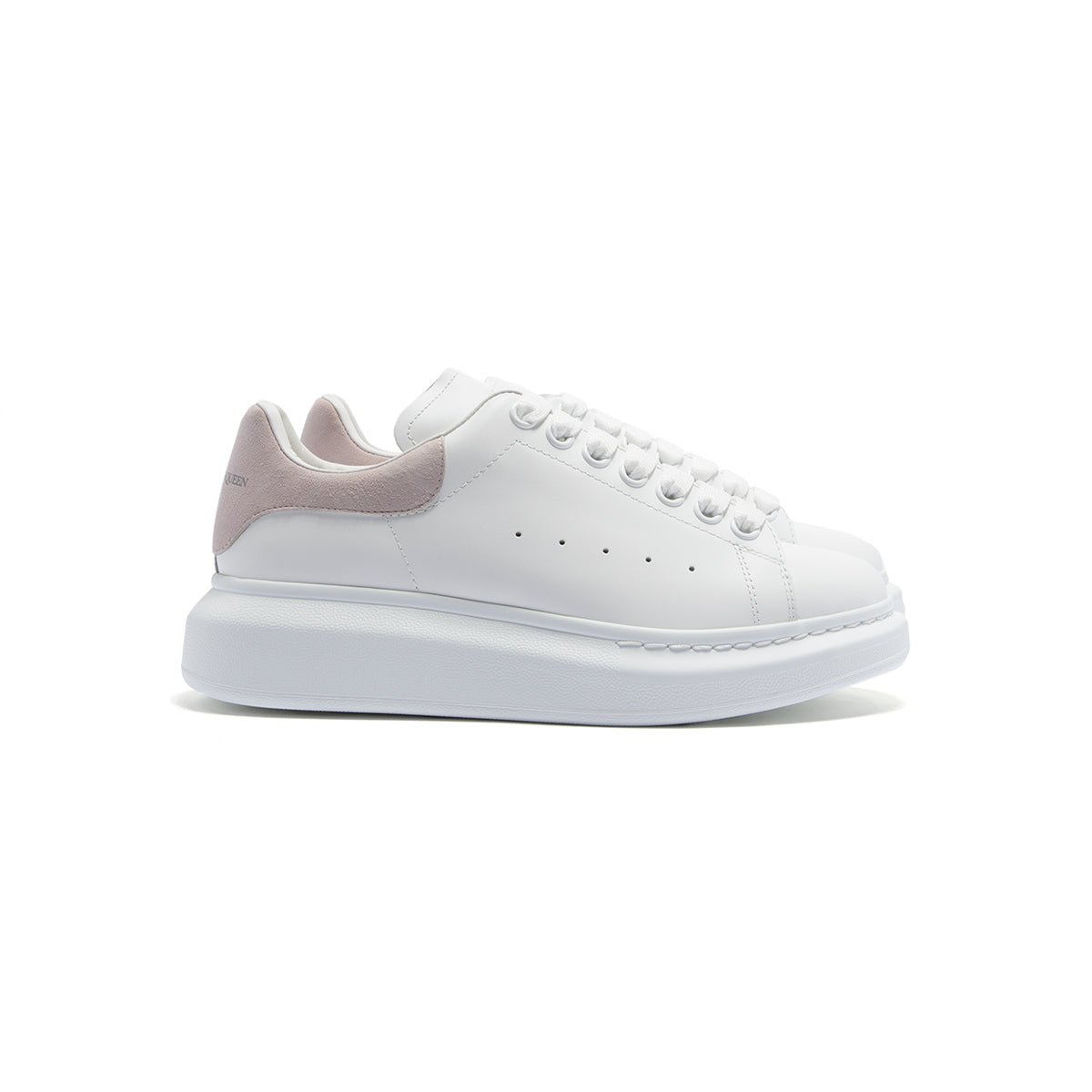 OVERSIZED SNEAKER (WHITE/PATCHOULI