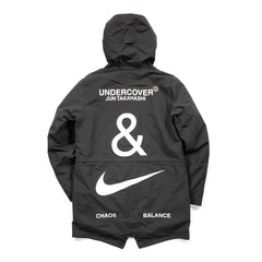 Nike NRG TC Parka Fish Tail 3L (Black/White)
