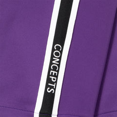 CONCEPTS LOUNGE TRACK LOGO PANT (PURPLE)