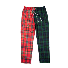 Concepts Two Tone Plaid Pant (Red/Blue)