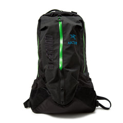 Concepts X Arc'Teryx Arro 22 Backpack (Black/Pink/Lime)