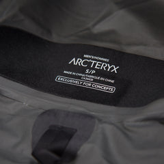Concepts X Arc'Teryx Beta SL Jacket (Black/Pink/Lime)