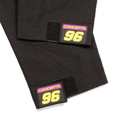 Concepts 96 Plate Nylon Pants (Black/Purple/Yellow)