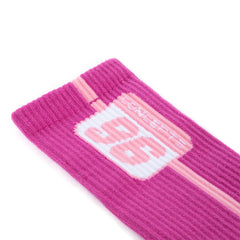 Concepts 96 Plate Socks (Pink/Pink)