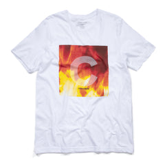 Concepts Broken Tee (White)