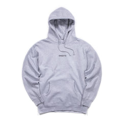 Concepts Drip Logo Hoodie (Heather Grey)
