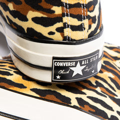 Converse CHUCK 70 HI (BROWN/EGRET/BLACK)