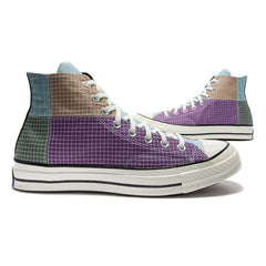 Converse Chuck 70 HI (DEWBERRY/ICED COFFEE/EGRET/MEDIUM PINK)