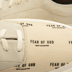FEAR OF GOD LACE UP SNEAKER (BONE/CREAM)