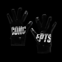Concepts 3M Polartec Gloves (Black)