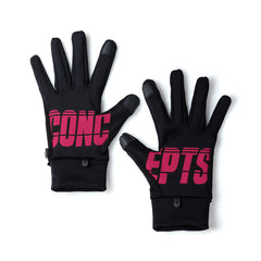 Concepts 3M Polartec Gloves (Pink)