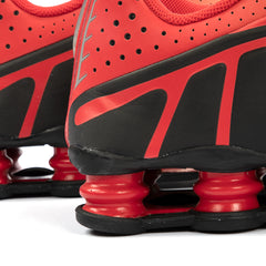 Nike Shox R4 Neymar Jr. (Black/Challenge Red-Metallic)