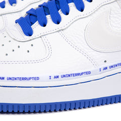 Nike Air Force 1 '07 MTAA QS (White/Black-Racer Blue)